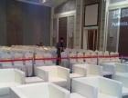 高青桓台酒店餐桌圆桌出租 宴会椅 长条桌 护栏