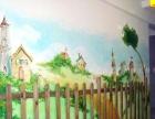 大连墙画幼儿园墙画室内外墙绘3D立画大型壁画