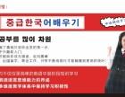 重庆专业韩语TOPIK中级 应试辅导 番西教育