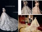 维纳斯礼服定制馆 新品主题婚纱发布,欢迎试穿哦!