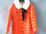 杭州品牌折扣女装热卖 自由秀冬装羽绒服小