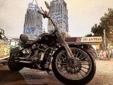 上海哈雷摩托车出租-苏州哈雷大滑翔转租-展览展示