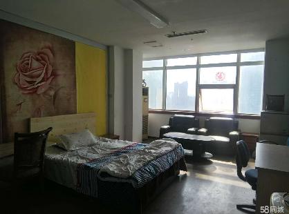 中山路 发达大厦13楼 1室 0厅 50平米 整租