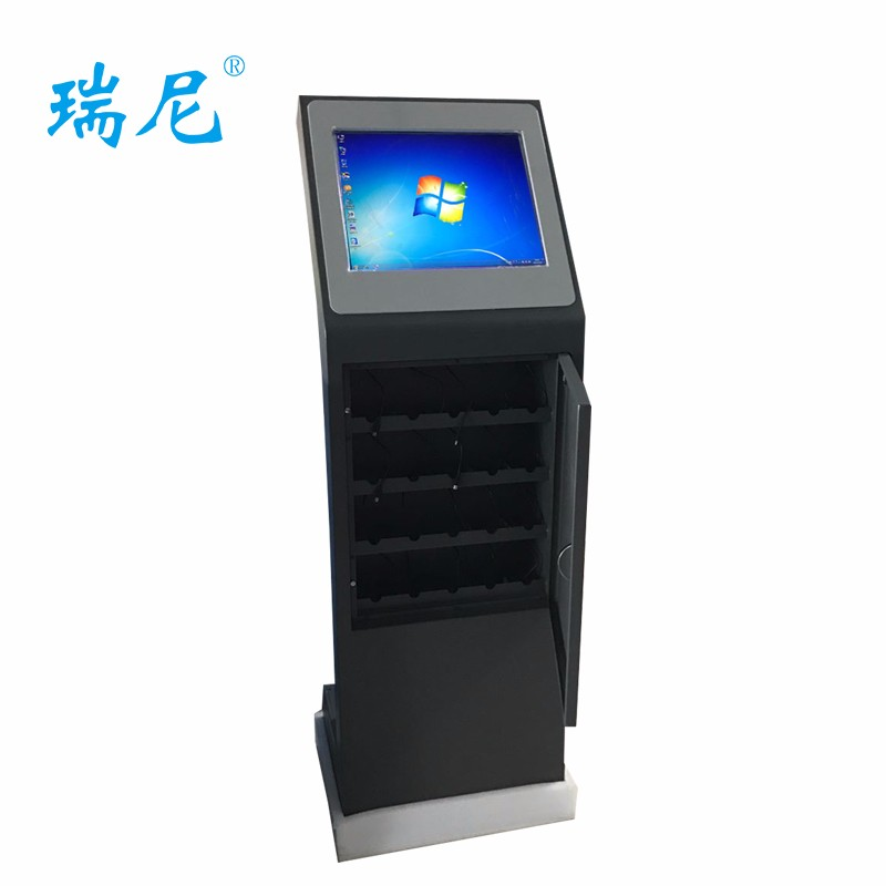 瑞尼T6可兼容多品牌记录仪数据采集站