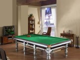 台球桌实体展示厅 专业上门维修台球桌拆装 移位 台球用品