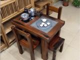 厂家直销老船木茶仿古阳台客厅休闲茶台