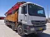 上海二手混凝土泵車37米至66米二手混凝土泵車