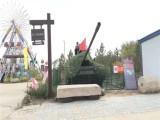 泉州景区装饰仿真军事大型坦克模型出售
