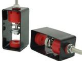深圳现货吊顶隔音墙体隔振降噪弹簧减震吊钩红色硅胶垫
