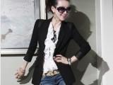 2013春装新款专柜正品女装韩版OL修身春秋小西装西服加厚短外套