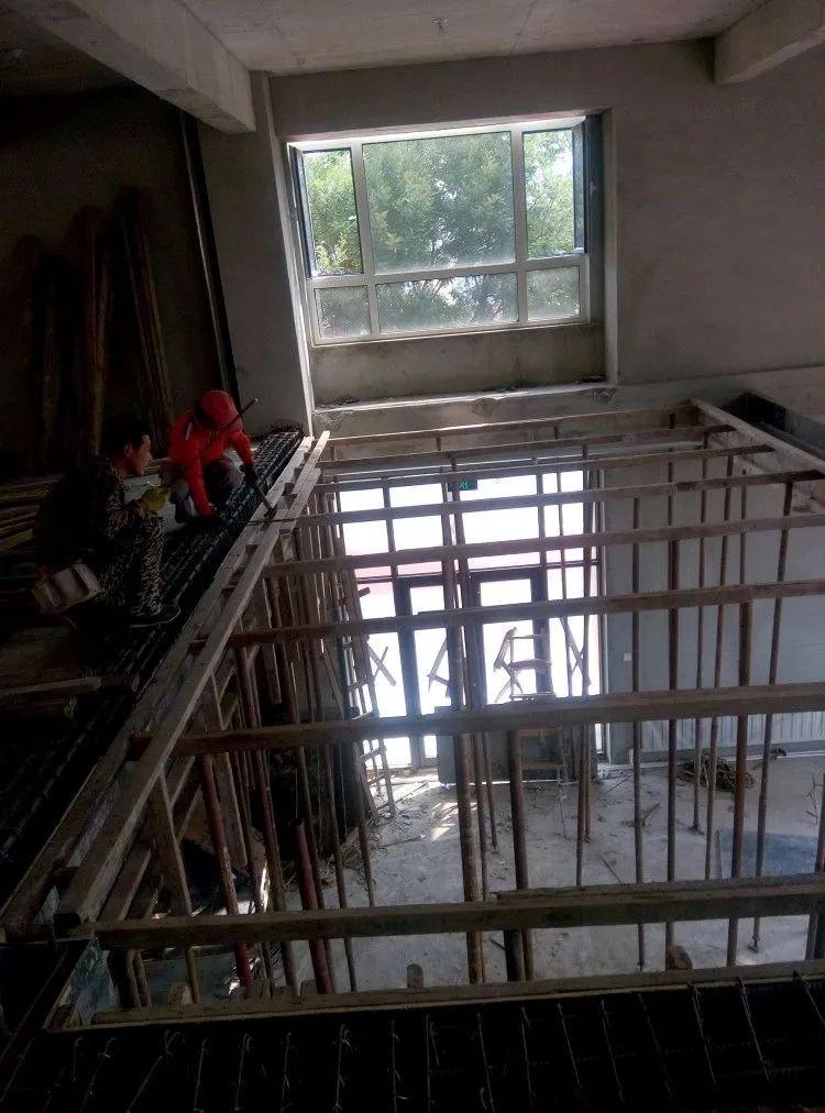 大连混凝土阁楼施工