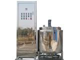 安诺其 巴氏杀菌机 防止干烧 安全可靠 自动检测水位 水满溢流
