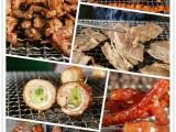 韩国纸上烧烤厨师 韩国自助烧烤厨师