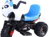 环保ABS塑胶儿童手推车 防摔儿童推车 可爱熊猫儿童推车