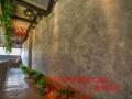 仿水泥漆涂料如何涂刷工业复古水泥效果室内仿水泥漆施工