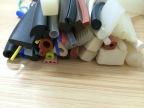 供应环保硅胶条  硅胶发泡条 发泡硅胶条 橡胶密封条