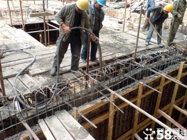 土建工程建筑施工队.混凝土工程 混凝土施工