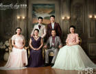 惠州苏菲雅婚纱摄影年终大回馈,399新年全家福活动