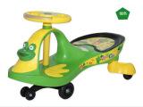 正品好娃娃扭扭车带音乐新款儿童车溜溜车