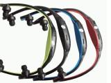 头戴式运动MP3/无线插卡耳机MP3播放器/跑步MP3/挂耳式M