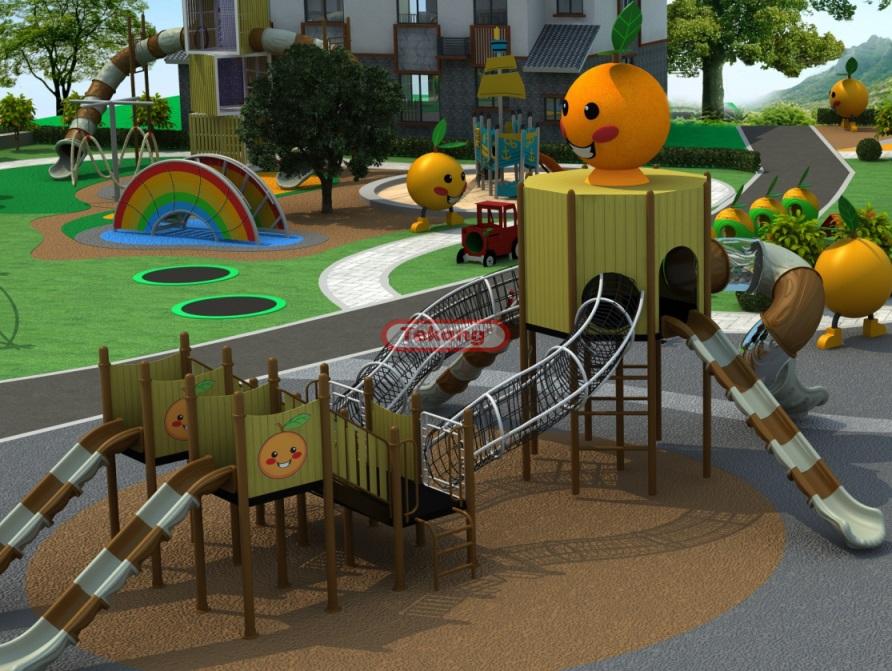 樟树性价比高的室内儿童乐园设计公司,南昌童真玩具欢迎告知