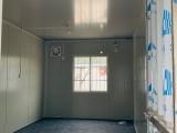 北京住人集装箱房空调床楼梯配套齐全安全可靠可租可售