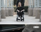 北京和美德巨贸变形金刚轻便携轮椅