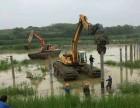 厂家供应北京水陆两用挖掘机出租