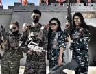 中国勇士真人Cs拓展训练基地的个人主页