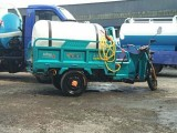 电动洒水车 轩丰环保设备 出售电动洒水车 消防车
