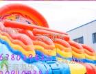 天蕊游乐大型游乐设备充气滑梯 水滑梯 支架水池 儿童蹦床