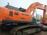 日照二手挖掘机日立200210和240 350原装进口