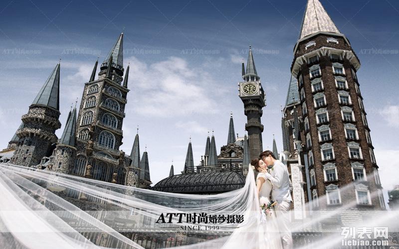石家庄哪家婚纱摄影外景基地多?