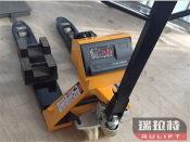 泰州优质电子秤搬运车推荐 广州半电动堆高车