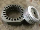 电机用铁芯定转子转定子冲片可长期定做各类型生产