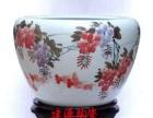 青花瓷陶瓷大缸价格 定做陶瓷荷花鱼缸 养生泡澡洗浴