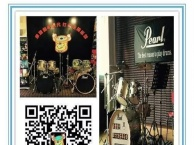 摩登鼓手连锁教育机构 专业爵士鼓(架子鼓)培训