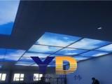 德州软膜天花厂家-灯箱软膜安装施工