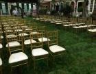 透明亚克力竹节椅出租婚庆竹节椅租赁金色银色白色木色竹节椅