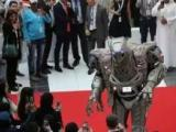 泰坦交互机器人