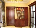 室内木质楼梯青浦楼梯工厂室内木质家装整体实木定制