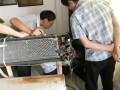 温州水心空调清洗保养 宽带路空调加液 安装空调