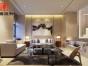 三门峡高端设计筑巢装饰 越海华府中式装修风格