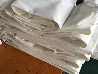 常温涤纶针刺毡三防除尘滤料