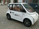 新能源四轮电动汽车 低速老年代步车电动四轮车小型电动轿车12000元