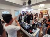 阜新DJ电音舞曲制作培训学校 专业正学娱乐DJ打碟培训