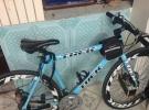低价出售自行车9成新588元