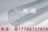 高级软PU食品钢丝塑料管 卫生食品级软管(图)