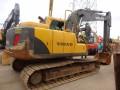 沃尔沃140二手挖掘机出售 全国包运 质保一年