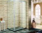广州专业淋浴房定制卫生间移门淋浴房隔断价格实惠